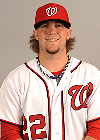 2012 Washington Nationals Photo Day