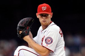 MLB: Atlanta Braves at Washington Nationals