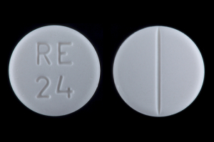 This is Furosemide 80 mg. It is not the RE24 we are talking about.