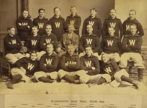 The 1895 Washington Senators 43-85 in the National League. via Cool Old Photos (Click for link) but H/T to @GhostsofDC